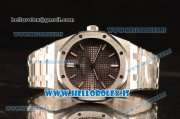 Audemars Piguet Royal Oak 41 4302 1:1 Clone Grey Dial Steel Case and Bracelet