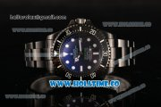 "Rolex Pro-Hunter ""Sea-Dweller Deepsea"" D-Blue Clone Rolex 3135 Automatic Full PVD with D-Blue Dial and White Markers - 1:1 Original"
