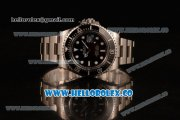 Rolex Sea-Dweller Swiss ETA 2836 Automatic Steel Case with Black Dial and Steel Bracelet - 1:1 Origianl (AAAF)
